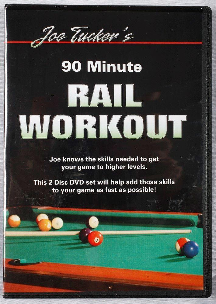 Joe Tucker's 90 Minute Rail Workout DVD
