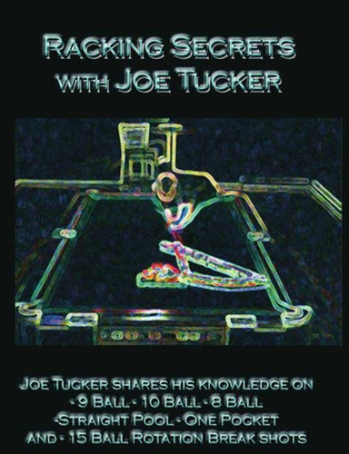Racking Secrets DVD by Joe Tucker