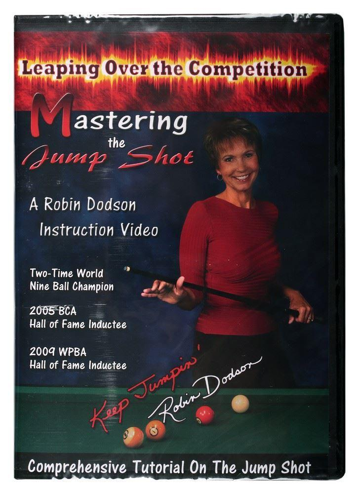 Mastering the Jump Shot with Robin Dodson