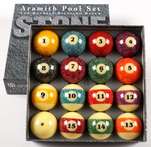 Aramith Stone Collection Ball Set