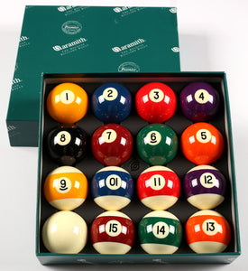 Aramith Premier 2 1/8 Ball Set