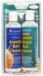 Aramith Ball Restorer & Cleaner, Blister