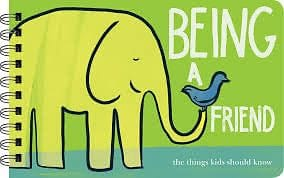 Being A Friend Book