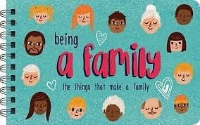 Being A Family Book