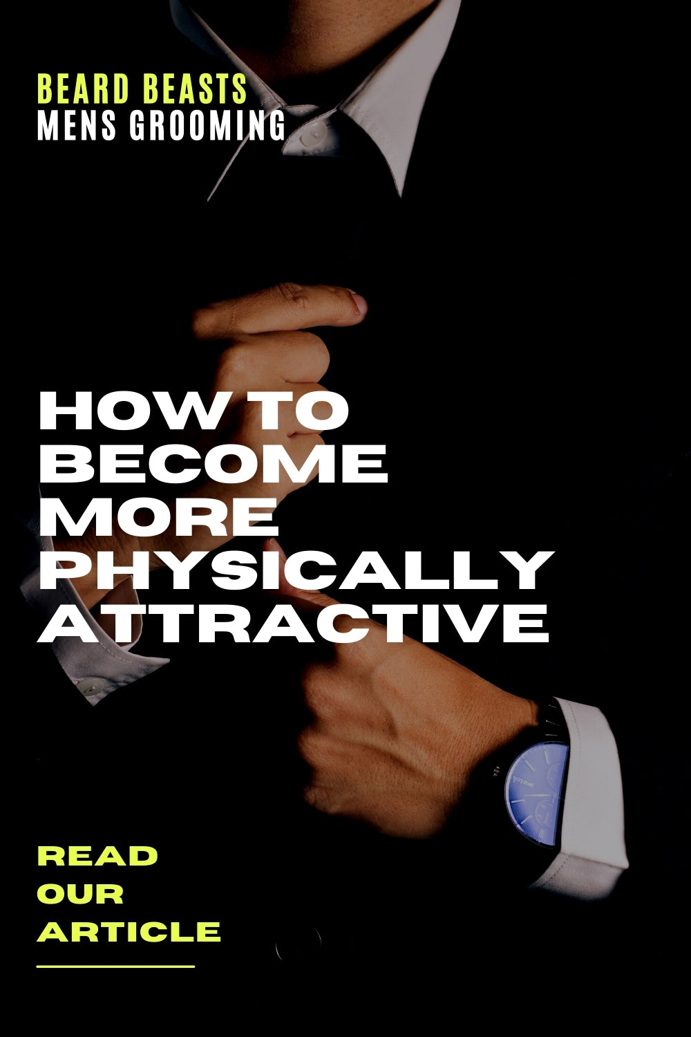 how to become more physically attractive