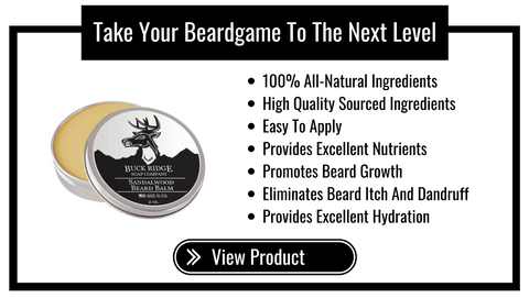 maintain a beard using this quality beard balm