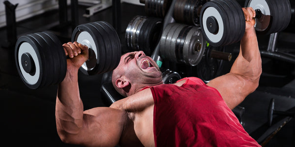 incline bench press for a bigger chest