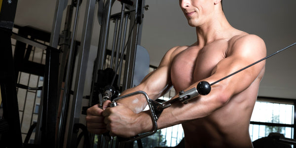 cable flys for a bigger chest