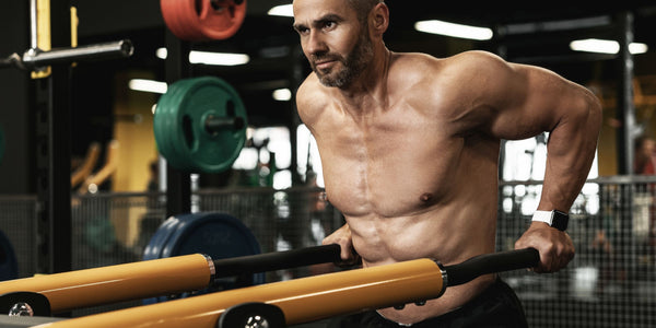 chest dips to build a big chest