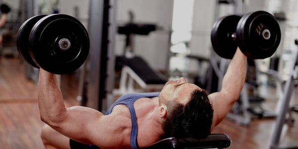 chest dumbbell fly for a bigger chest