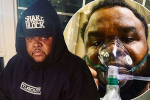 Rapper Fred The Godson Fighting For His Life With The Corona Virus