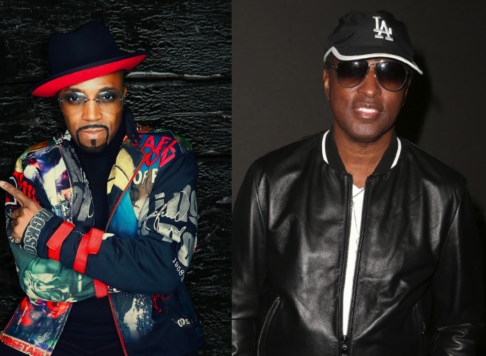 The Real Reason Teddy Riley Vs Babyface did Not Happen On IG Live