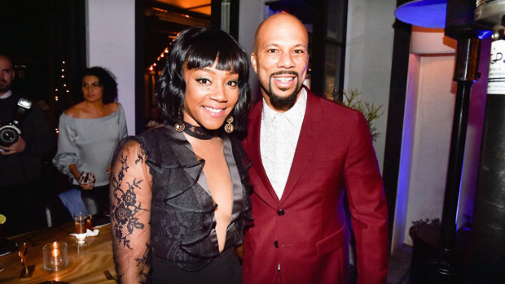Tiffany Haddish Confrims Relationship With Common
