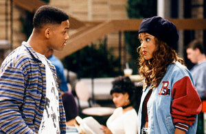 Will Smith And Tyra Banks Reenact Classic Scene From Fresh Prince Of Bel-Air