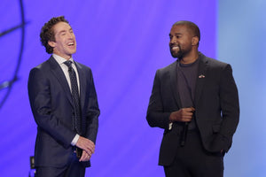 Kanye West No Longer Apart Of Joel Osteen Easter Sunday Due To Social Distancing Concerns