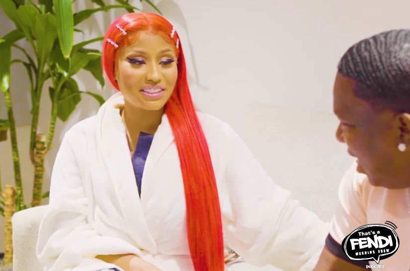 Big Fendi Podcast episode 1 - Nicki Minaj The Interview
