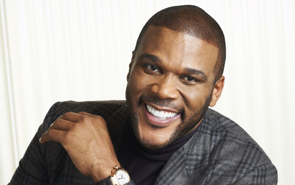Tyler Perry Has Gone From Rags To A Billion