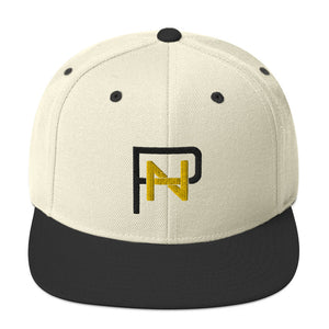 Nothinpodcast Butter Snapback Hat