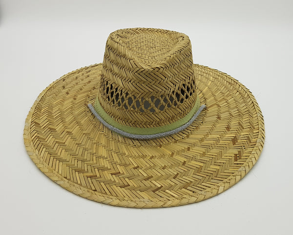 Waimea Wide Brim Hat with Toggle