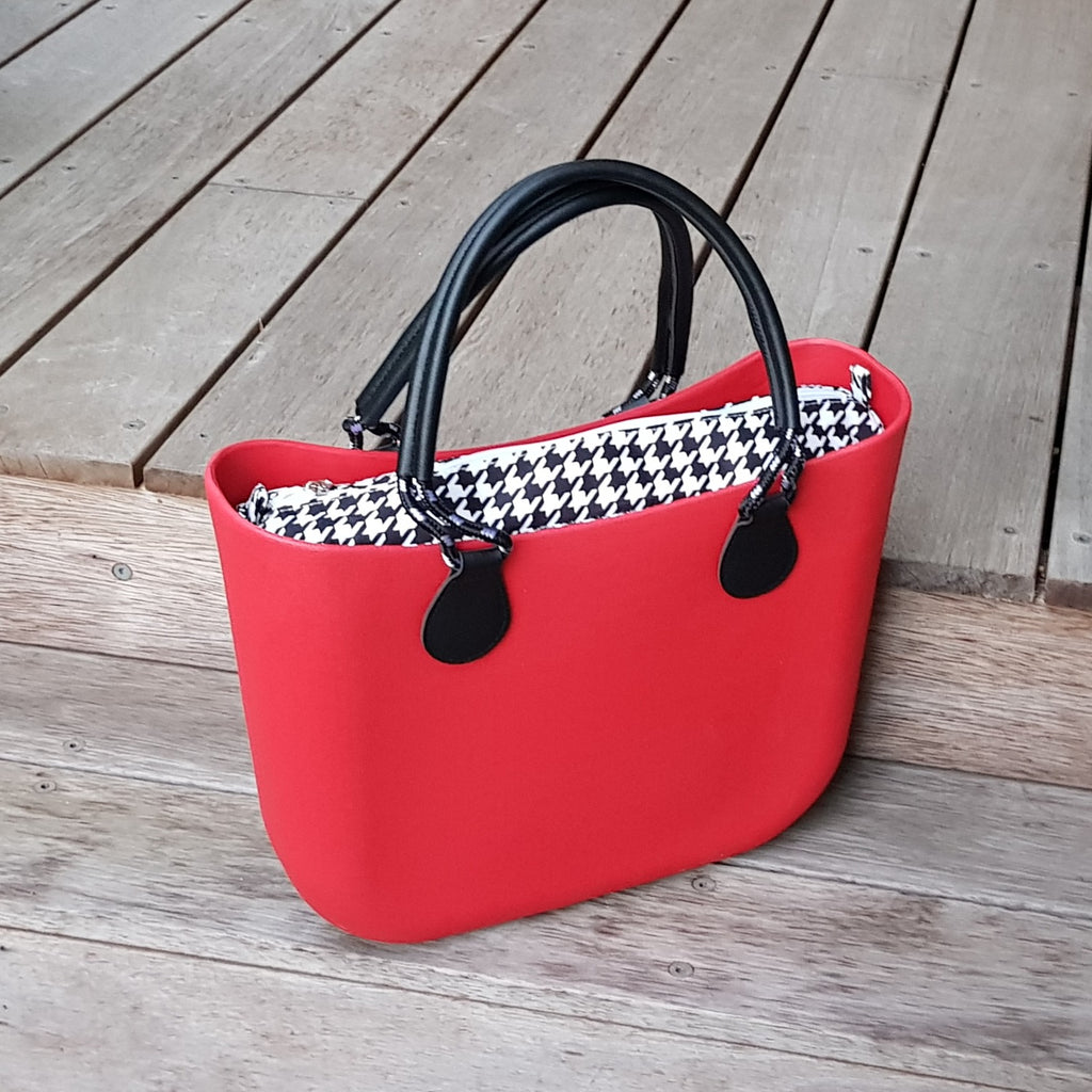 Corfu Bag - Red