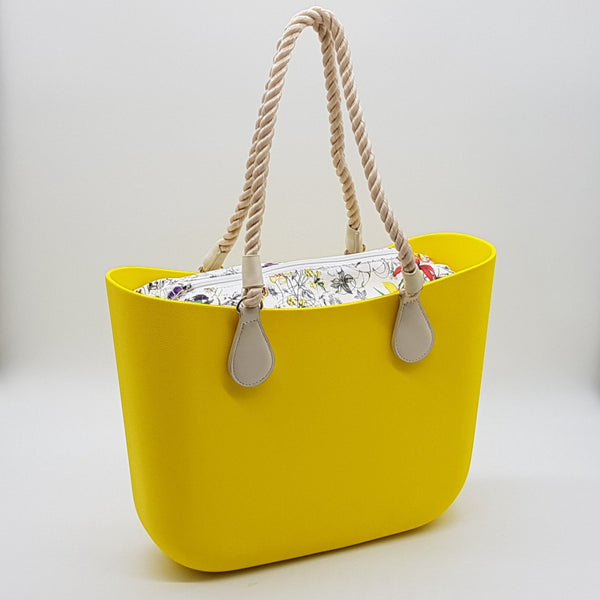 Corfu Bag - Yellow