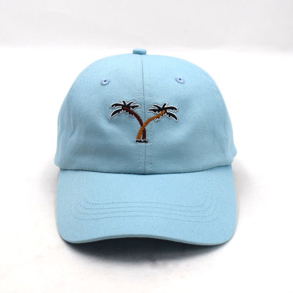 Light Blue Palama Cap