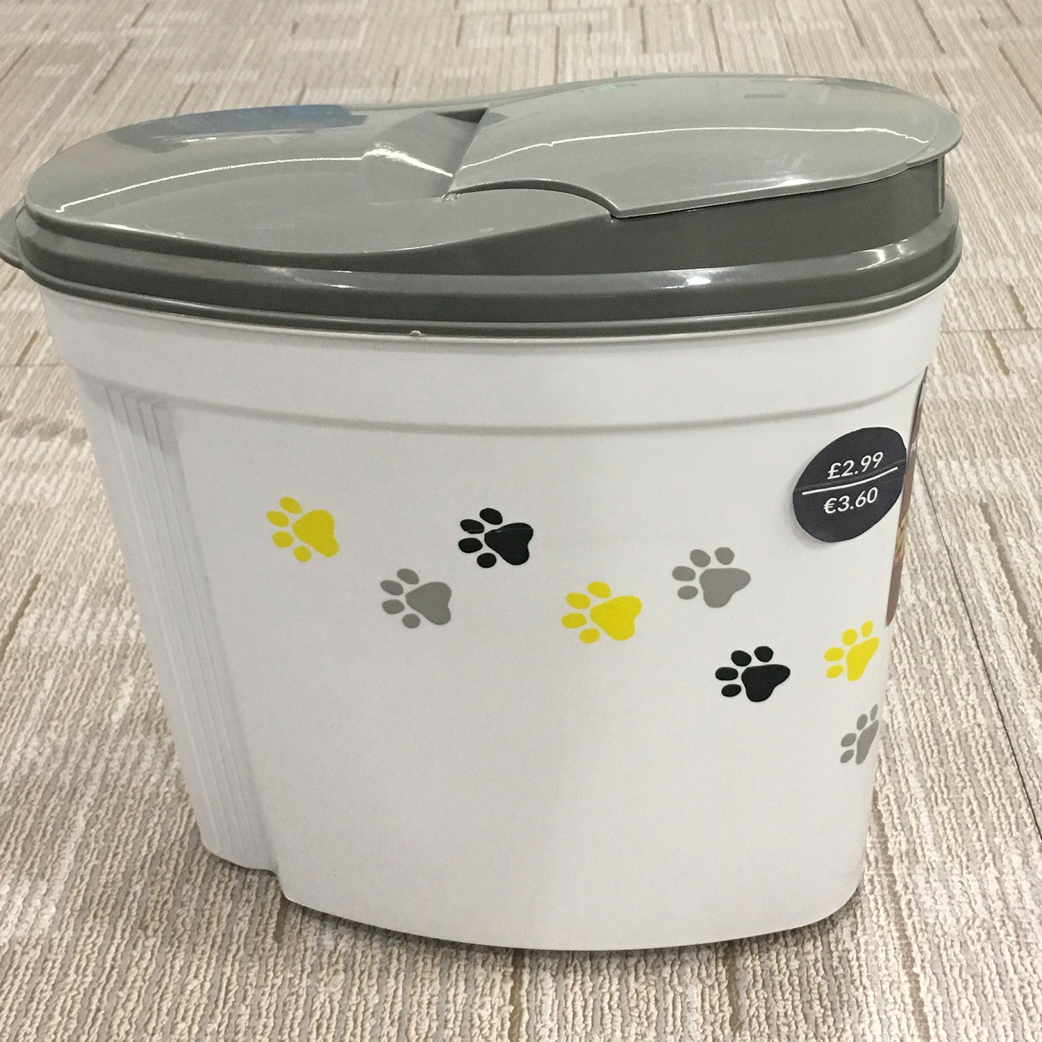 dog food air tight container