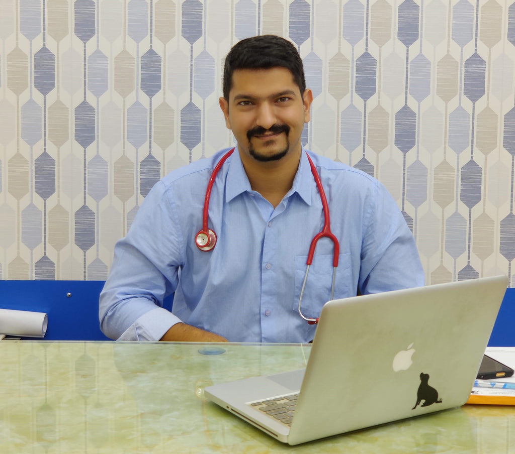 Dr. Akshay Shah- Acupuncturist and Veterinarian