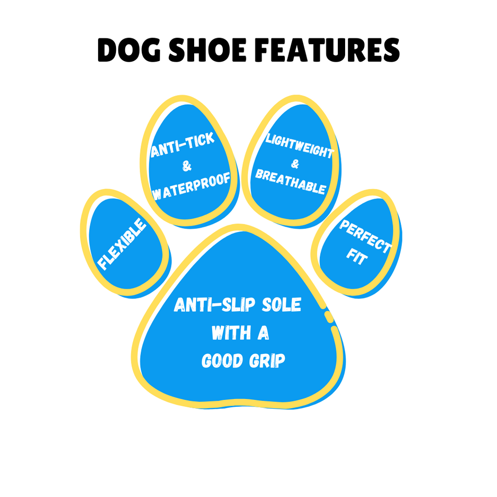 Dog Shoe Features