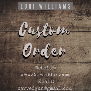 Custom Order- Lori Williams