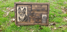 Load image into Gallery viewer, Customizable K-9 Plaque
