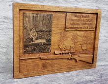 Load image into Gallery viewer, Customizable Hunting Plaque