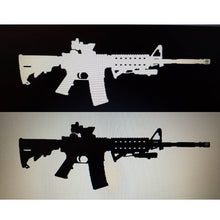 Load image into Gallery viewer, AR-15 Vinyl Decal