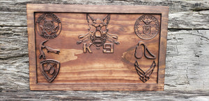 Customizable K-9 Sign