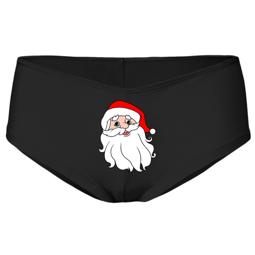 Santa Claus Lingerie - Boy shorts