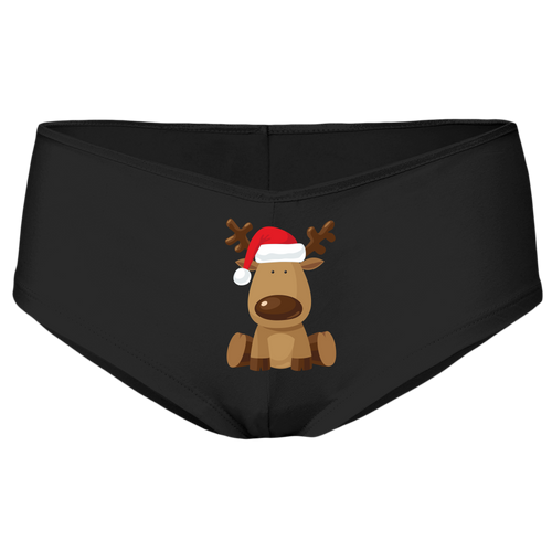 Rudolph Christmas Lingerie - Boy short