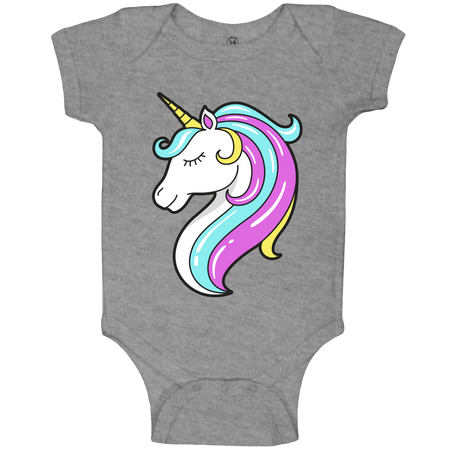Unicorn Baby Body Suit
