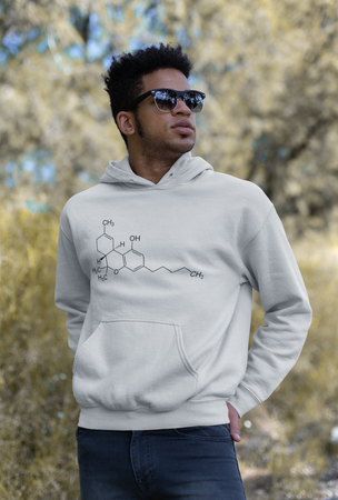Weed DNA Youth Hoodie