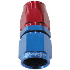 200 / 570 Series PTFE Straight Hose End -20AN Blue/Red Finish. Suits 200 & 250 Series Hose