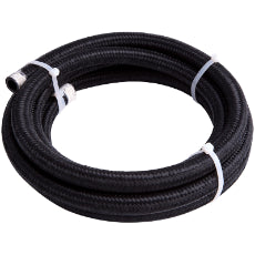 450 Series Black Braided Light Weight Hose -8AN30 Metre Length