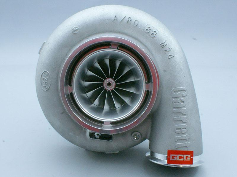Garrett GTX5020R Turbocharger Supercore (76mm)