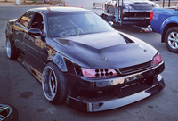 BN Sports Suits Toyota JZX90 Mark II Over Fenders