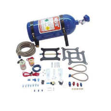 Big Shot Single Stage Nitrous Kit200-400 Horsepower. Suit Square-Bore Carbs.