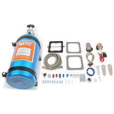 Big Shot Single Stage Nitrous Kit200-400 Horsepower. Suit 4500 Series Carbs.