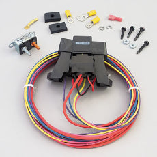 3 Circuit Weather Resistant Auxiliary Fuse Block Kit3 Ignition Hot Circuits, 40 Amp Relay