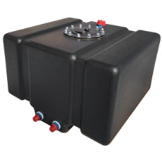 12 Gallon (45L) Poly Fuel Cell with FoamSize: 17'' x 17'' x 11''