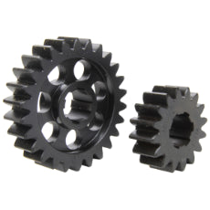 10-Spline Professional Series Quick Change Gear Set Gear Set No. 22 (19/25 Teeth, 1.316 Spur Ratio)