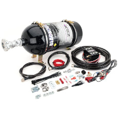 Blackout Series Universal 4-6 Cyl. EFI Wet Nitrous Kit 55-75 Horespower