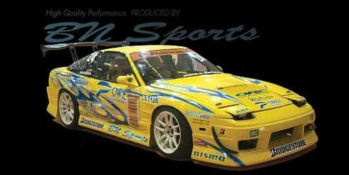 BN-Sports Aero Bodykits - 180SX Type IV
