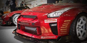 BN-Sports Aero Bodykits - BLS Luxury Sports GT-R